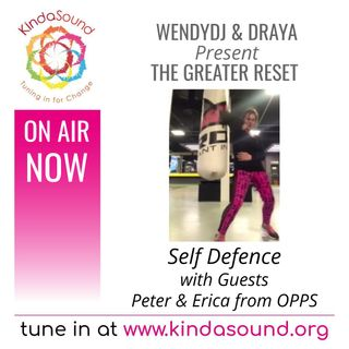 Self Defence | The Greater Reset with Draya & WendyDJ