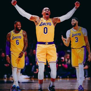 Lakers Trade for Russell Westbrook!!