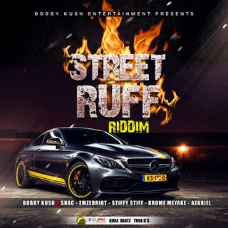 EMZED-RUN DI STRESS - STREET RUFF RIDDIM [CLEAN] (BKE)