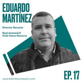 Episodio 17: Gestión del cambio y equipos multidisciplinares con Eduardo Martínez