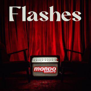 Intro de Flashes, el nuevo programa de entrevistas de Mondo Sonoro