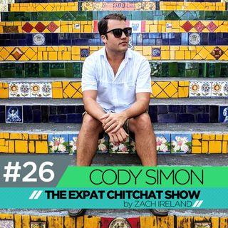 Cody Simon: USA to Ukraine