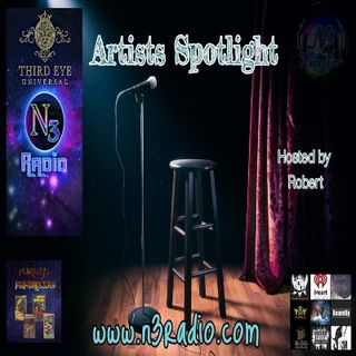 Artist Spotlight Hosted By Robert