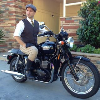 Rich Iott is Riding Dapper for a cause. Check out what that means here!