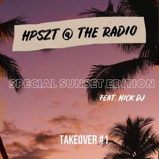 HPSZT @ the radio - TAKEOVER #1- feat. NICK