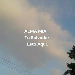 Tu Salvador está Aquí