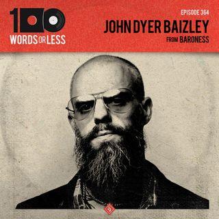 John Dyer Baizley from Baroness