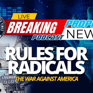 NTEB PROPHECY NEWS PODCAST: As Poisoned Package Sent To President Trump, Democrats Say Now Is The Time To Declare War On America