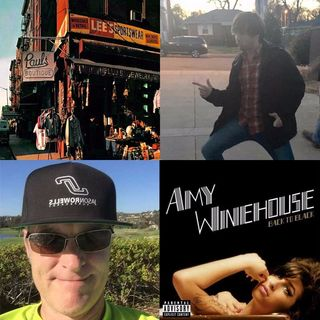 Ep 008 Amy Winehouse & Beastie Boys