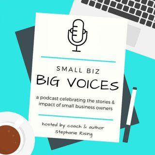 Tucson Business Radio: Small Biz Big Voices Ep 3