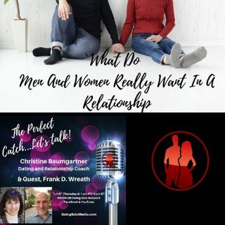 What Do Men And Women Really Want In A Relationship