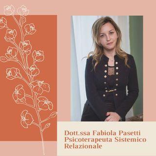 Mi presento! Sono la Dott.ssa Fabiola Pasetti