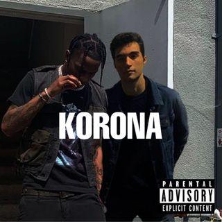 KORONA (feat.TRAVIS SCOTT)