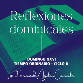 DOMINGO XXVI - TIEMPO ORDINARIO