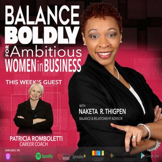 How Bulletproofing Adds Balance: Featuring Patricia Romboletti