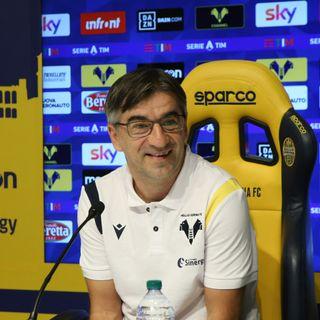 Mister Juric verso #VeronaBologna | 16 maggio 2021