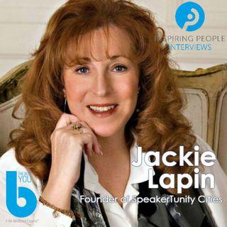 Episode #70: Jackie Lapin