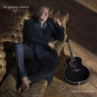 Claudio Baglioni su Radio Number One: «Il nuovo disco racconta una doppia storia che mi riguarda»