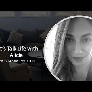 Alicia & Dave Let's Talk Life with Alicia_The Bully Blog Podcast Dave & Andrea Modica_ 7_14_21