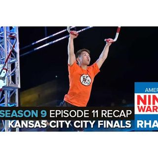 American Ninja Warrior 2017 | Episode 11 Kansas City Finals Podcast