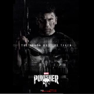 TV Party Tonight: The Punisher Season 1 Review (Netflix, 2017)