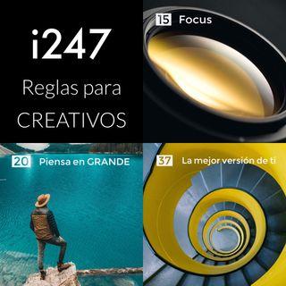 i247 Reglas para CREATIVOS 15-20-37