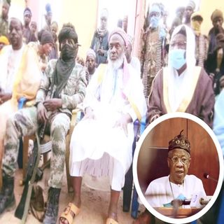NIGERIA:   Bandits More Willing To Listen To Sheik Gumi Than Government – Lai Mohammed