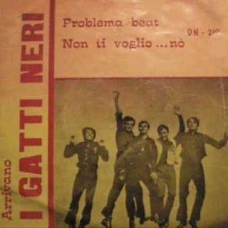 I Gatti Neri - Problema beat