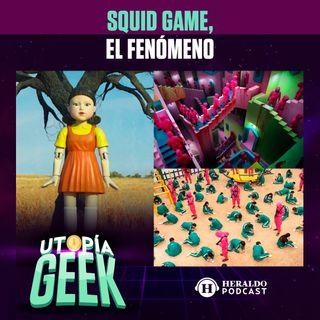 Squid Game: Todo sobre el fenómeno de 'El Juego del Calamar' | Utopía Geek: Videojuegos y cómics
