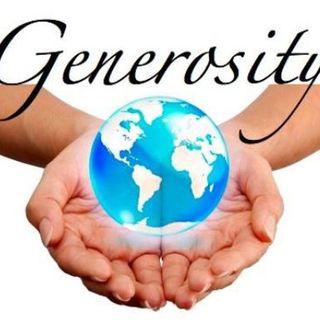 Opening Doors Through Generosity
