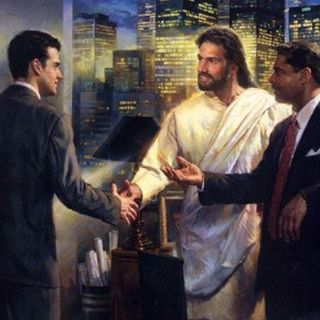 Jesus Christ: the Ultimate Entrepreneur