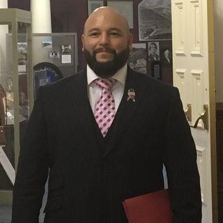 Bruno Moya - Regional Representative for U.S. Senator Dean Heller | USMC Vet