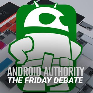 The Friday Debate Podcast 001 - Project Ara | Android Authority