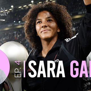"SARA GAMA | Ep. 4 - ""J Women: quante ne sai?"" - Juventus News 24"