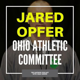 Jared Opfer, Ohio Athletic Committee Director