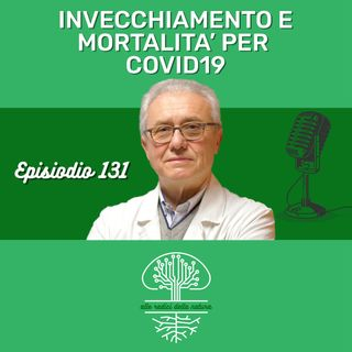Invecchiamento e Mortalità per Covid19