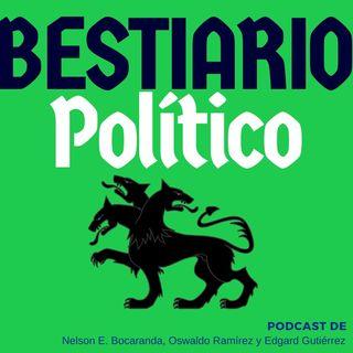 Bestiario Político 30. Vol 3. La pandemia y sus consecuencias políticas