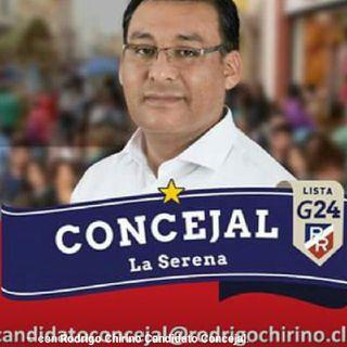 Rodrigo Chirino /Municipales 2016 / Lista G-24
