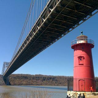 Puentes de NY: George Washington Bridge
