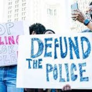 Charles Moscowitz and Andrew Johnson discuss defunding the police