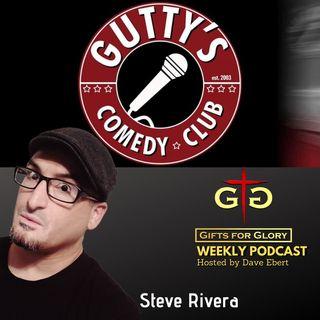 Steve Rivera Guttys Comedy Club