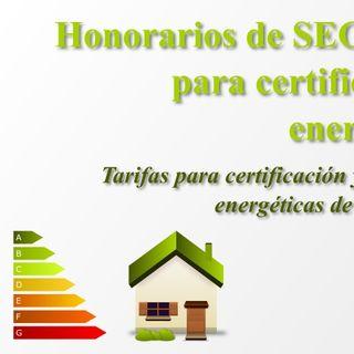 Honorarios de SEGIPSA 2015