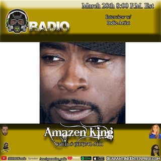 Interview with Amazen King