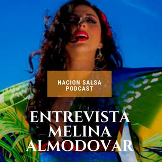 Entrevista Melina Almodovar