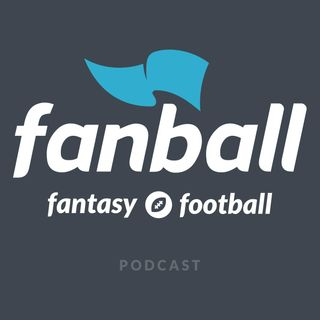The Fanball Fantasy Football Podcast: Episode 29 - Week 10 Waiver Wire