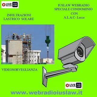 Speciale CONDOMINIO, in collaborazione con ALAC Lecce - Associazione Liberi Amministratori Condominiali - 17 nov 2016.