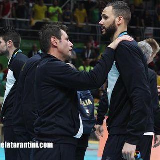 """Ultime voci da Rio2016: Blengini """"la medaglia la metto al primo posto ma al fianco delle altre"""""""