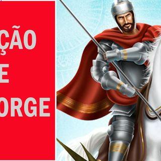 DONA MARICOTINHA FAZ A ORAÇAO DE SAO JORGE