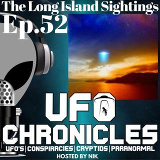 Ep.52 The Long Island Sightings
