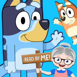 Bluey - Bedtime Story